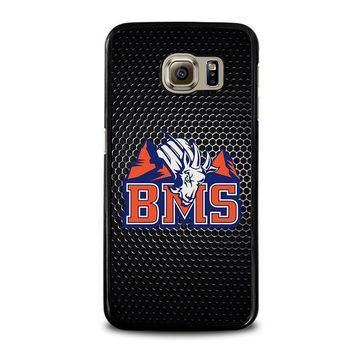 bms blue mountain state samsung galaxy s6 case cover  number 2