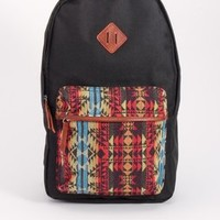 Bright Geo Pocket Rucksack