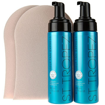 St. Tropez 6.7 oz Express Mousse Set — QVC.com