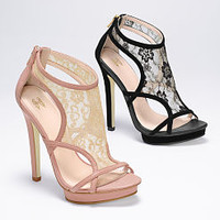 Lace Platform Sandal - VS Collection - Victoria's Secret