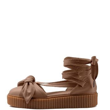 Puma: Fenty Bow Creeper Sandal [Brown]