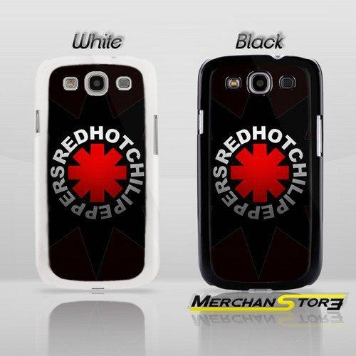 Redhot Chilpeppers Alternative Rock Band Logo Samsung Galaxy S3 Case