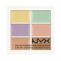 Color Correcting Palette | NYX Cosmetics
