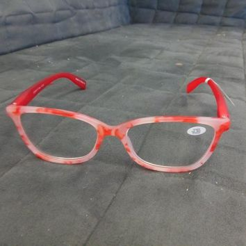 Red Marble Reading Glasses Readers
