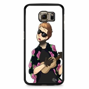 Tyler Joseph Of Twenty One Pilots Samsung Galaxy S6 Case