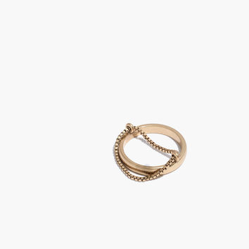 Chain Cage Ring