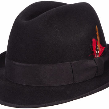 Scala Detroit Wool Fedora