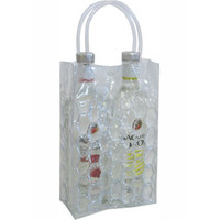 Chill It Wine Bag 2 - Clear