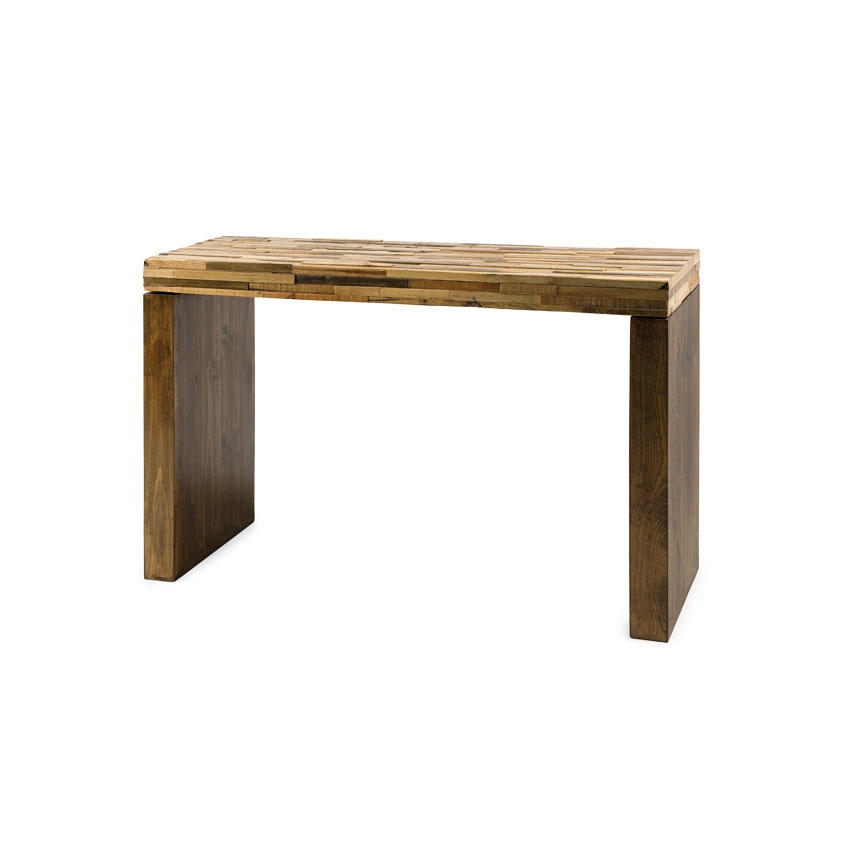 Catalina Reclaimed Wood Console Table From Dot Bo