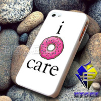 I DoNut Care 2 For iPhone case Samsung Galaxy case Ipad case Ipod case