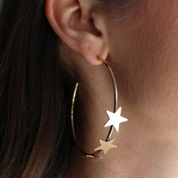 Star Front Hoops