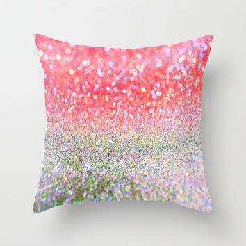 Candy. Throw Pillow by Haroulita