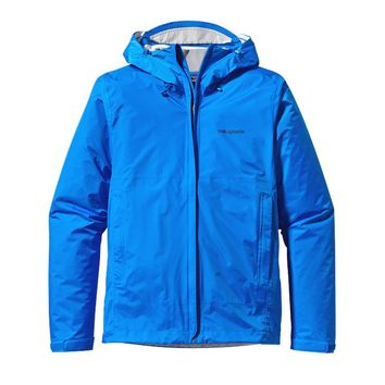 Patagonia Men's Torrentshell Rain Jacket | Andes Blue