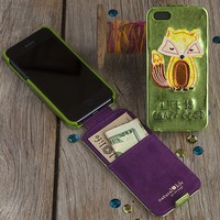 Fox  Good  iPhone  5  Case  From  Natural  Life