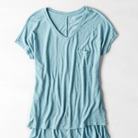 AEO SOFT & SEXY POCKET JEGGING T-SHIRT