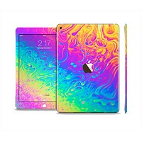 The Neon Color Fushion V2 Skin Set for the Apple iPad Air 2