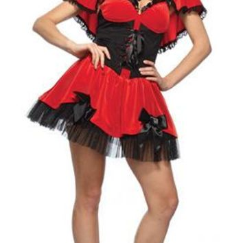 MOONIGHT Halloween Costume Sexy Little Red Riding Hood Cosplay Costume Halloween The Drama Stage Performance Clothing