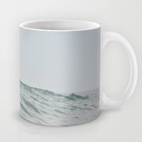 morning surf Mug by RichCaspian