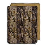 Realtree All Purpose Camo Throw Blanket