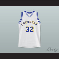 Sanaa Lathan Monica Wright 32 Crenshaw High School Basketball Jersey Love and Basketball
