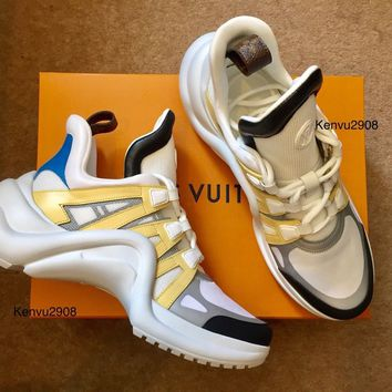 Louis Vuitton Archlight trainers