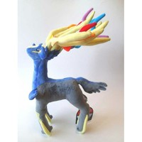 Pokemon Center 2013 Xerneas Large Size Plush Toy