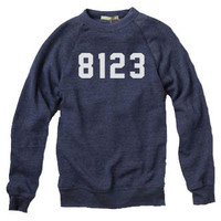 8123 Classic Crew Sweater - 8123 - Eighty One Twenty Three