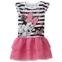 Disney Girls' Minnie Love Dress