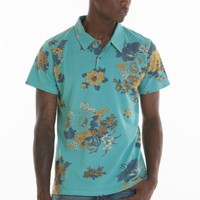 VACATION POLO TOP