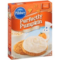 Walmart: Pillsbury Perfectly Pumpkin Premium Cookie Mix, 17.5 oz