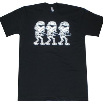 Storm Trooper Calaveras Men's T-Shirt Small, Medium, Large, XL in 6 Colors