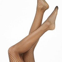 Over-The-Knee Fishnet Tights