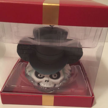 Disney Store Park Pack Hatbox Gost Ear Hat Ornament Subscription New with Box