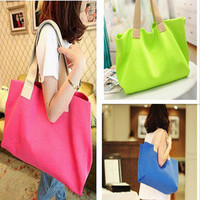 Shiny Fluorescence Handbag Shoulder bag