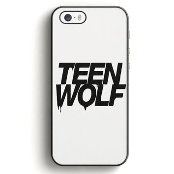 Teen Wolf White iPhone 5|5S Case | Aneend