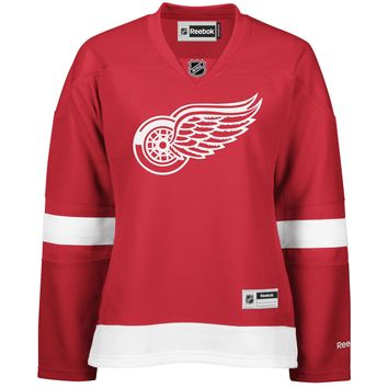 Detroit Red Wings Women's Premier Replica Home Jersey