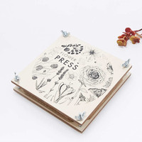 Flower Press - Urban Outfitters