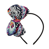 Aztec Front Bow Aliceband - Hair Accessories - Bags & Accessories - Topshop USA