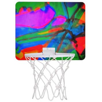 Fly Mini Basketball Hoop
