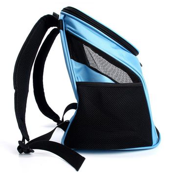 Travel Outdoor Nylon+Polyester Dogs Backpack