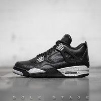 Best Deal Online Air Jordan 4 Retro LS 'Oreo' 2015