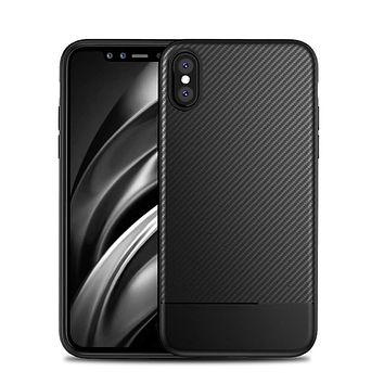 For iPhone X Case Armor Soft Flexible TPU Case Cover 2017 Released