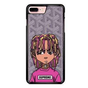 Lil Pump Esskeetit Goyard Grey iPhone 7 Plus Case