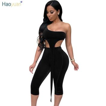 HAOYUAN Velvet Sexy 2 Two Piece Set Women Crop Tops+Biker Shorts Pant Suits Autumn Outfits Matching Sets Casual Velour Tracksuit