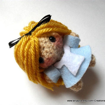 Alice Amigurumi by AnyaZoe on Etsy