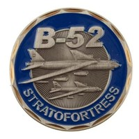 U.S. Air Force Equipment Coin (1) - B52 W01S23F