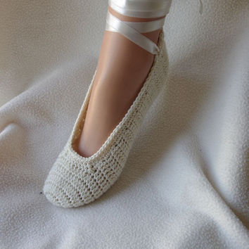 Bridal wedding shoes dance  Swan black  women and girl crochet  home slippers The used four seasons