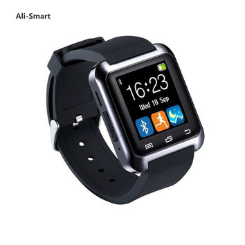U80 Bluetooth Smart Watch for Smartphones