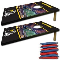 University of Iowa - Corn Hole bag toss - design#3 - Kinnick Stadium