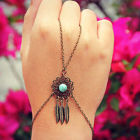 dream catcher slave bracelet